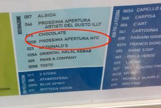 Kentucky Fried Chicken apre a Roma: abbiamo le speranze definitive