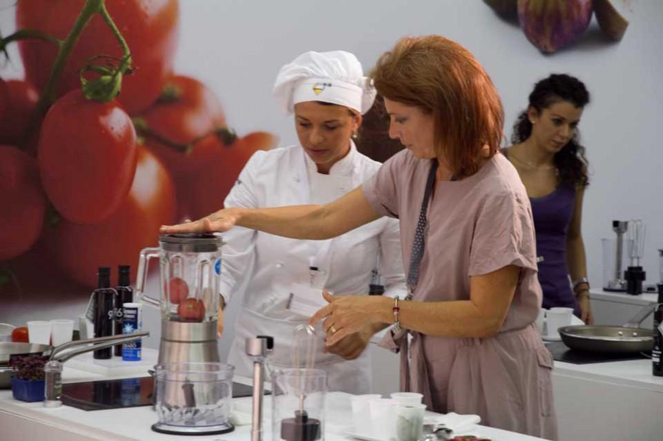 laboratorio Taste of Roma