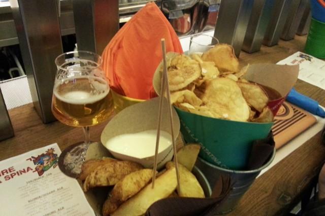 open baladin torino fatatine patate