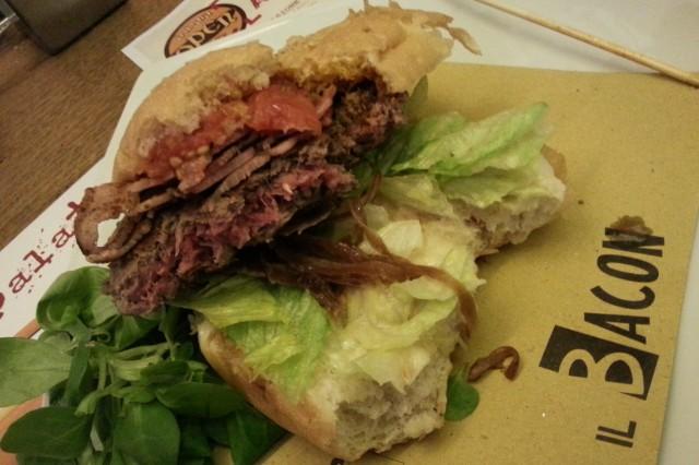 open baladin torino cipolla caramellata hamburger