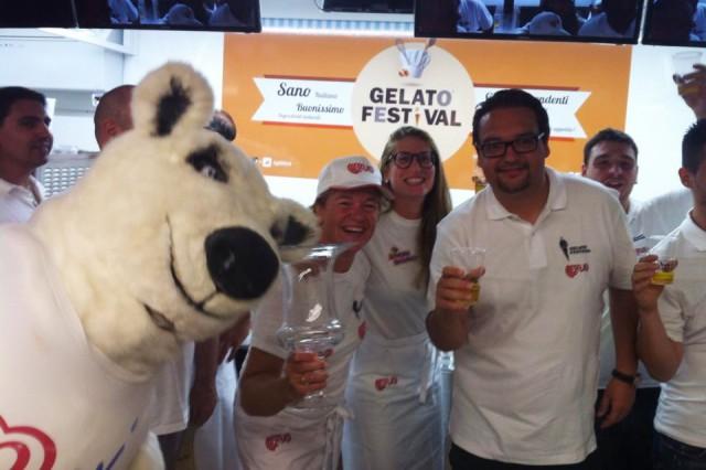 antonio mezzalira orso winner taco direttore gelato festival