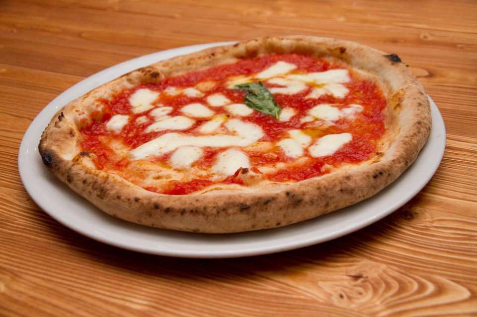 pizza Margherita da Zero