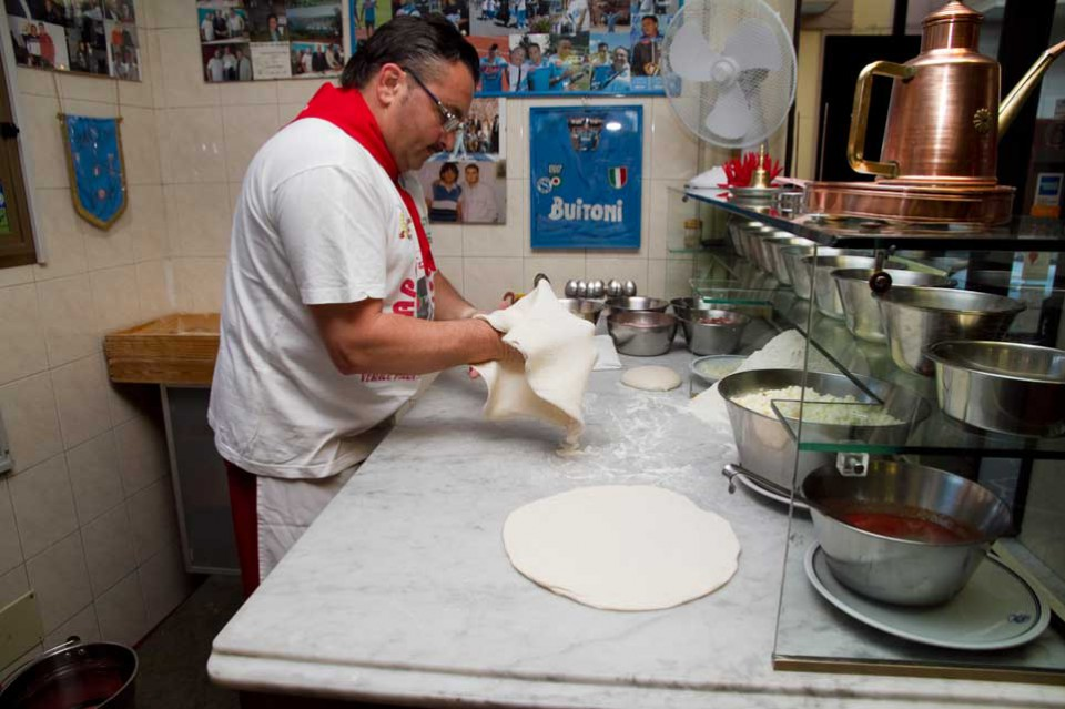 pizzeria Capatosta Raffaele Giustiniani