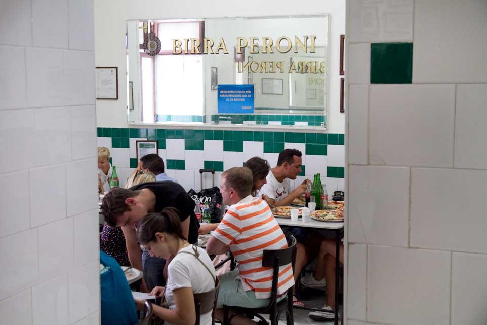 sala da Michele pizzeria
