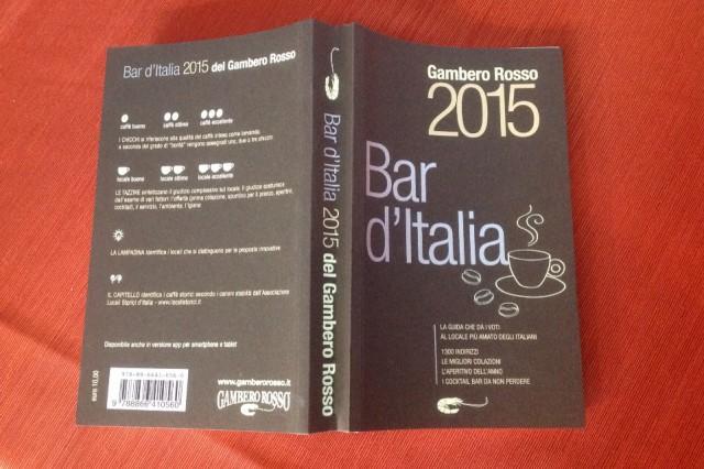 Copertina bar Italia 2015