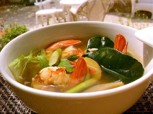 zuppa tom yam