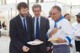 Napoli. Pizza a Capodimonte con Coccia e Franceschini in vista di Expo