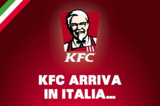 Roma. Kentucky Fried Chicken apre davvero il 20 novembre