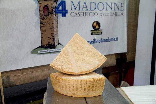 Parmigiano Reggiano 4 Madonne