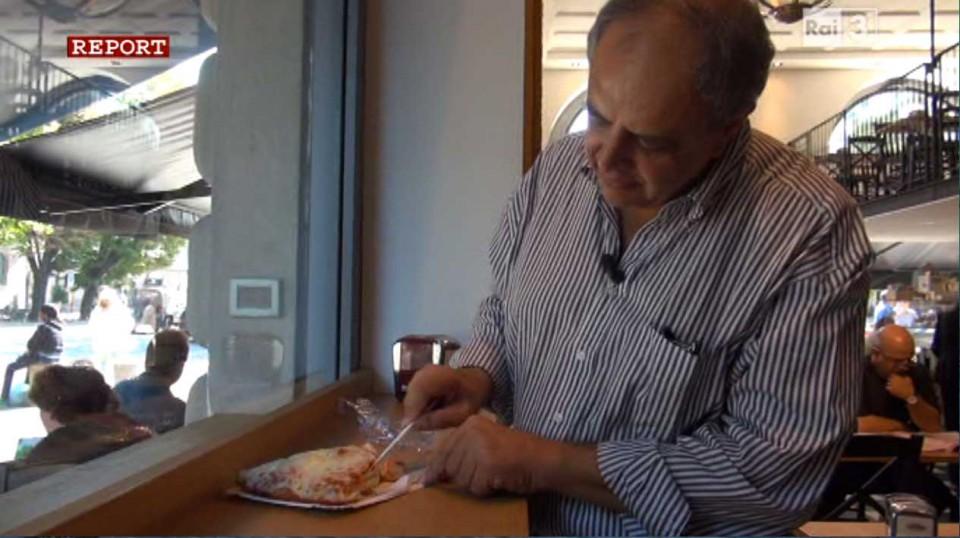 Vincenzo Pagano pizza Report