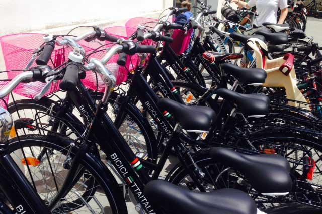 biciclette Roma