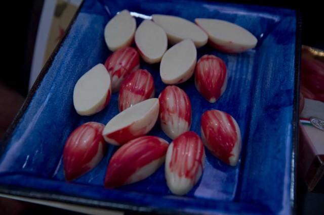 cioccolatini pomodoro