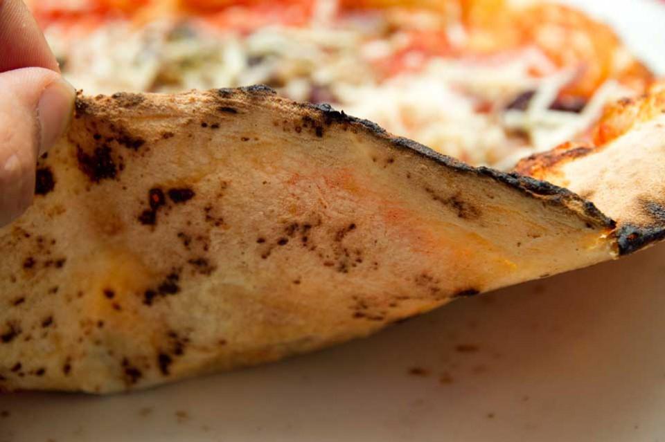 cottura pizza 4 cipolle