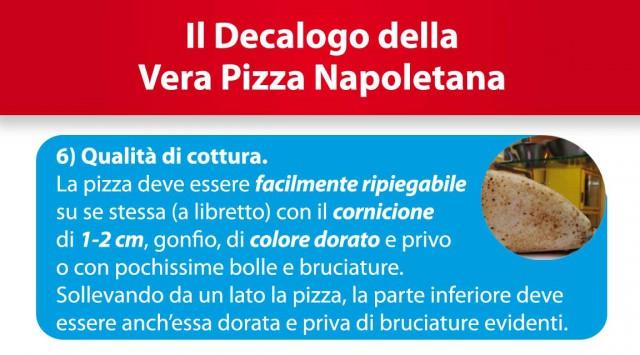 cottura vera pizza napoletana