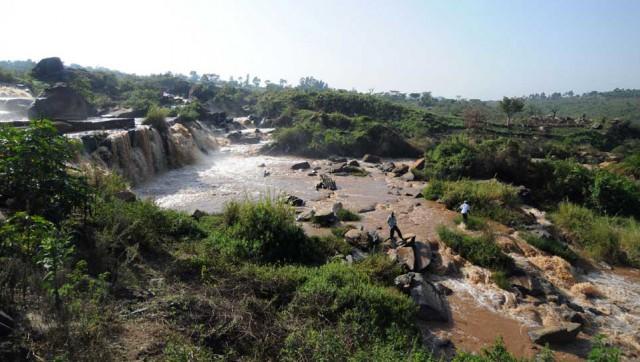 fiume Nzoia