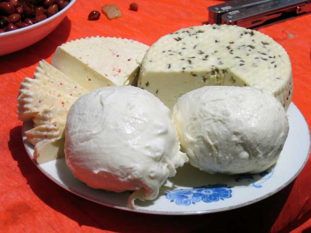 formaggio di yak