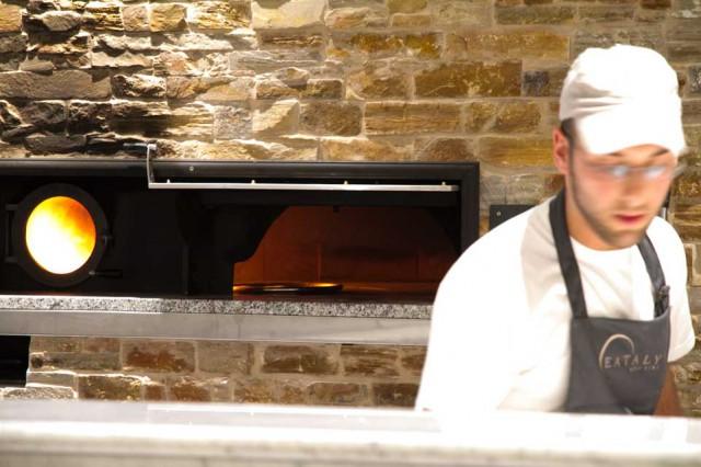forno pizza eataly