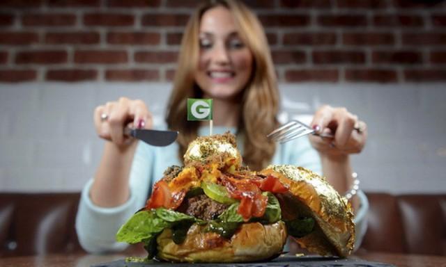 glamburger più costoso mondo