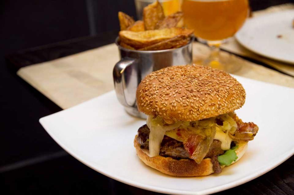 hamburger audace