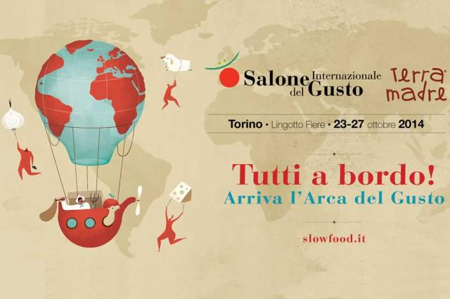locandina salone gusto 2014