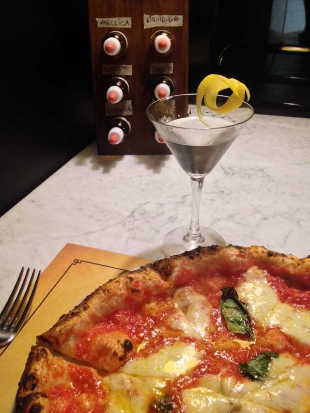 martini e pizza