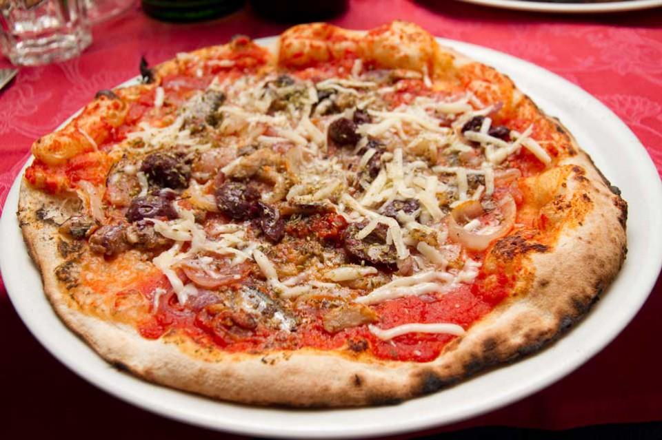 pizza 4 cipolle