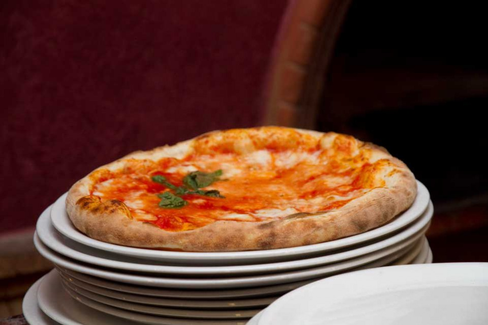 pizza margherita Roma