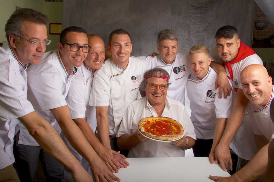 pizza napoletana Oliviero Toscani backstage 04