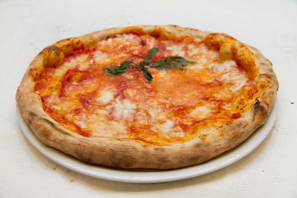 pizza osteria dei templari Roma