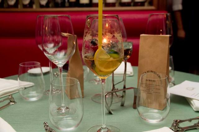 ristorante Achilli al Parlamento Roma