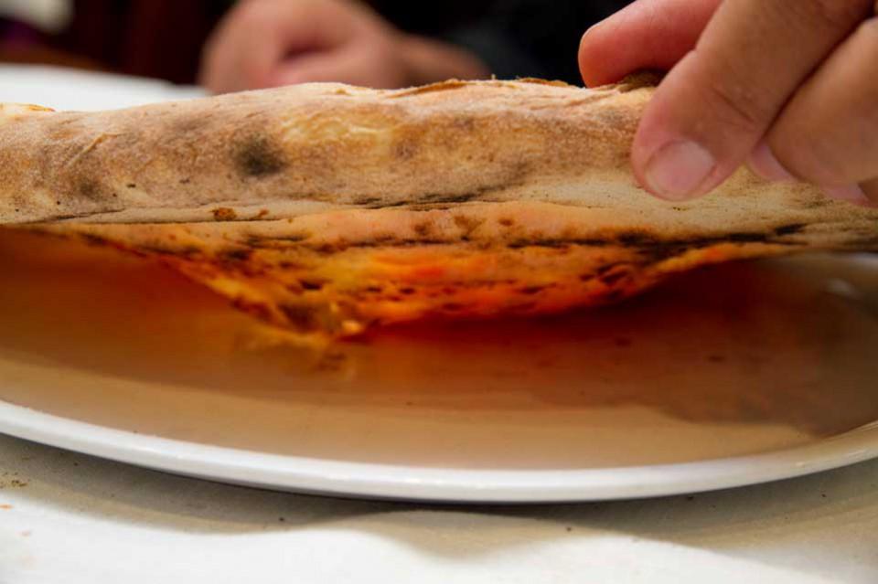 sotto pizza cottura