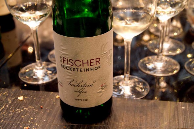 Dr Fischer Riesling spatlese