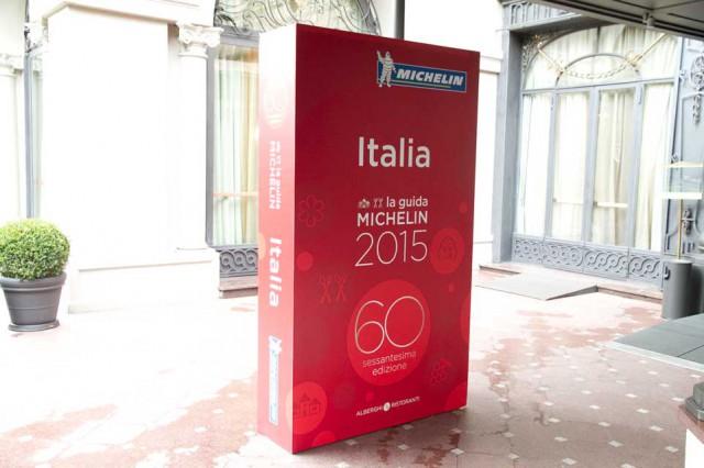 Guida Michelin 2015 diretta liveblog