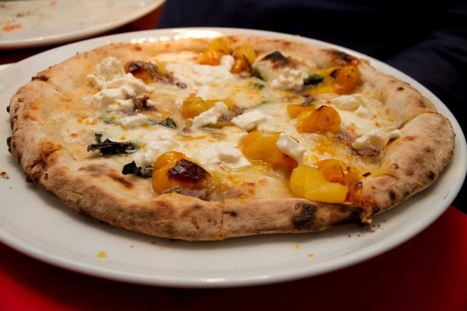 pizza pomodorini gialli