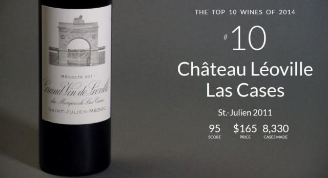 Top 10 Wine Spectator no 10