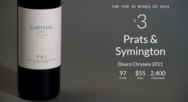 Top 10 Wine Spectator no 3