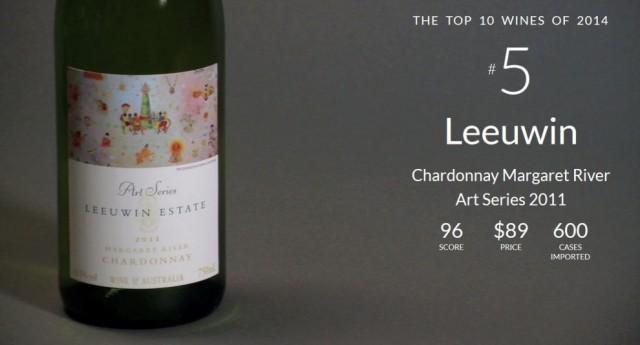 Top 10 Wine Spectator no 5