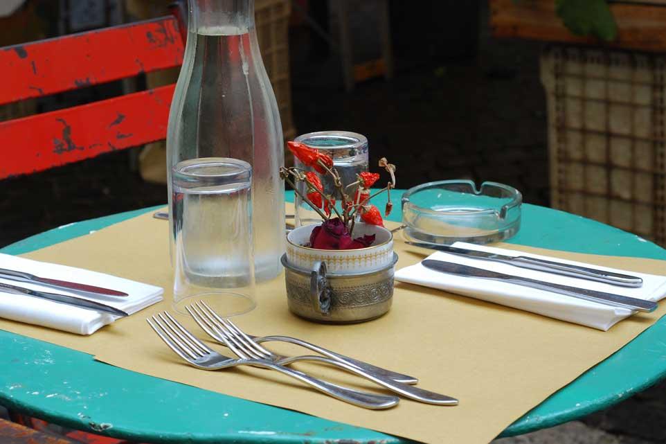 Roma. Osteria delle Coppelle, pranzo Smart a piccolo prezzo
