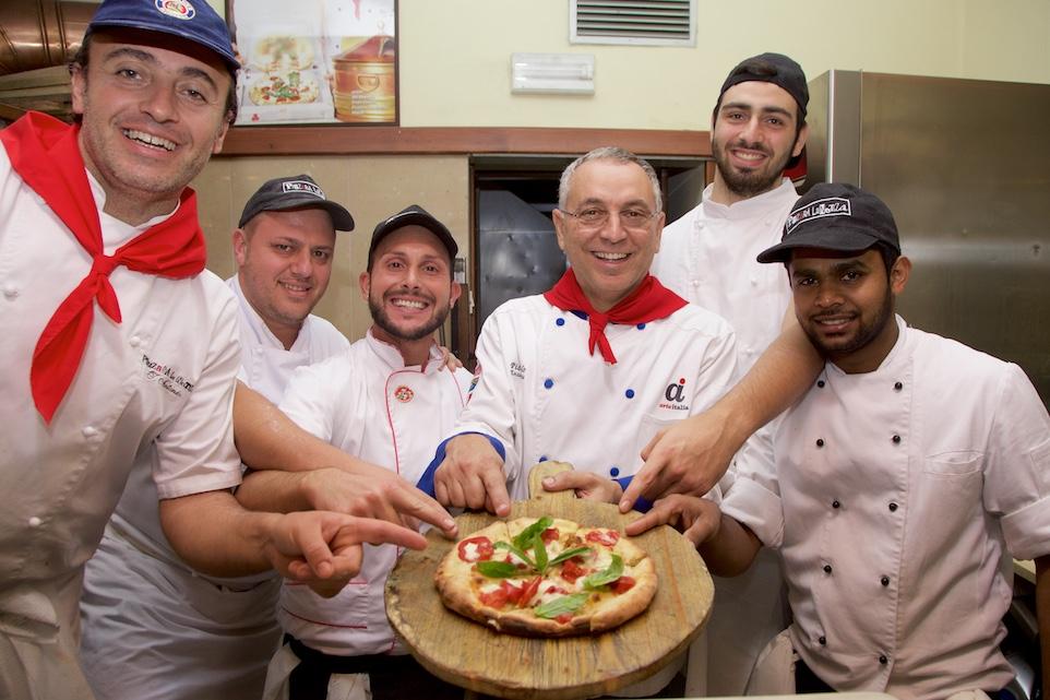 pizza Enzo Coccia