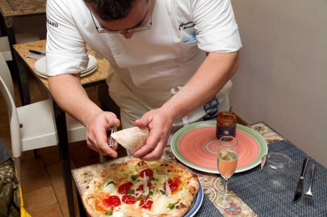pizza Gianfranco Iervolino