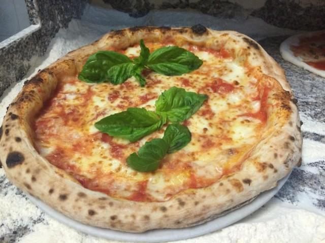 pizza integrale Pasqualino Rossi