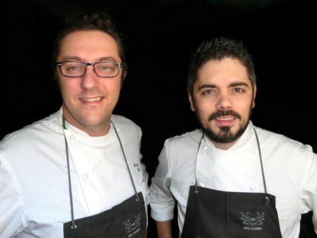 Fabrizio Galla e Matteo Baronetto