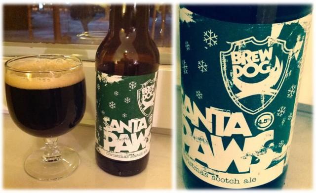 Birre di Natale Santa Paws
