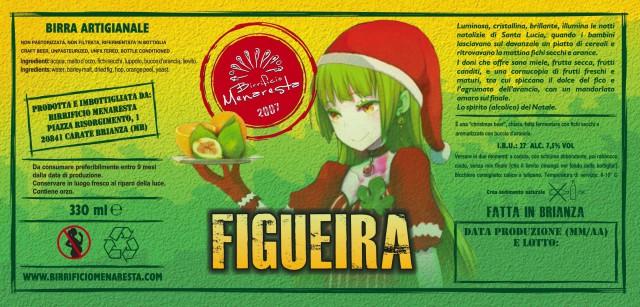 Birre di Natale Figueira. Menaresta