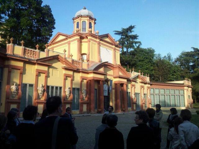 Palazzina dei Giardini Modena