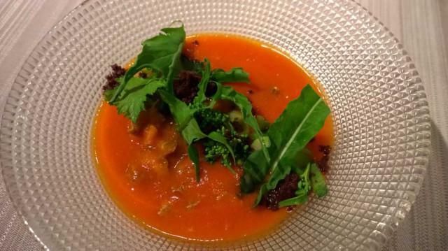 Zuppa di Maruzzielli