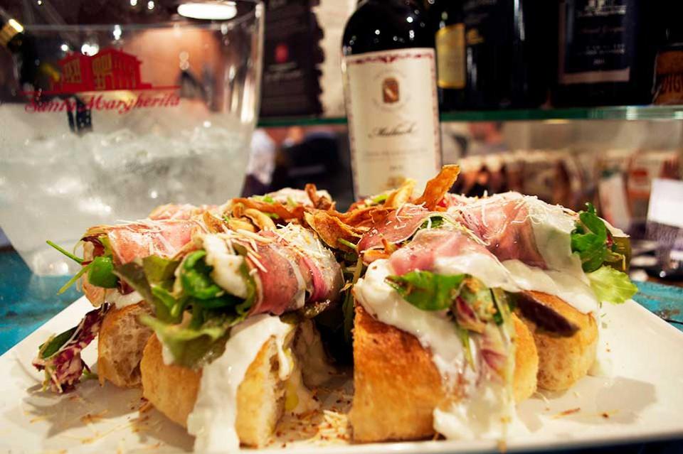 aria di pane Malbech Santa Margherita