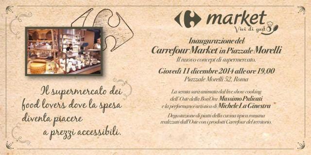 carrefour market Roma