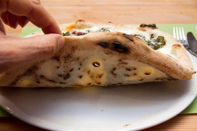 cottura pizza Natale