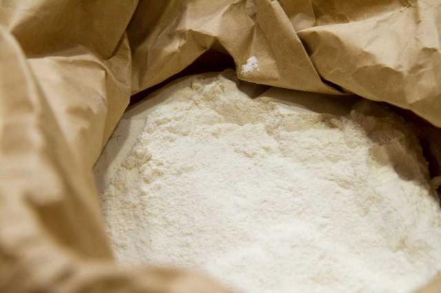 farina da grano del Cilento